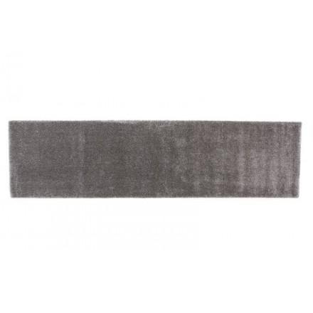 Tappeto moderno 80 X 300 cm Hall moderna moda GABEH (grigio)