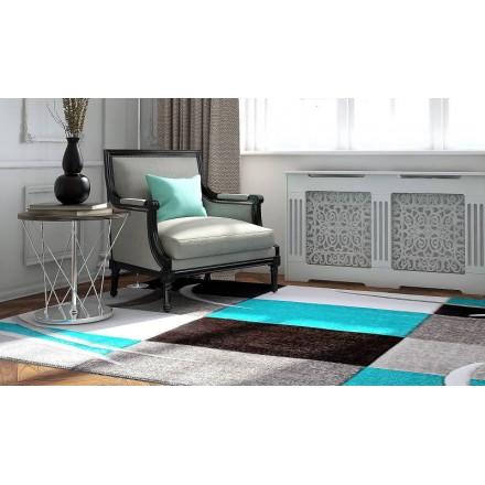 Wohnzimmer Teppich Modern und Fries 200 X 280 cm moderne FRIESLAND ...