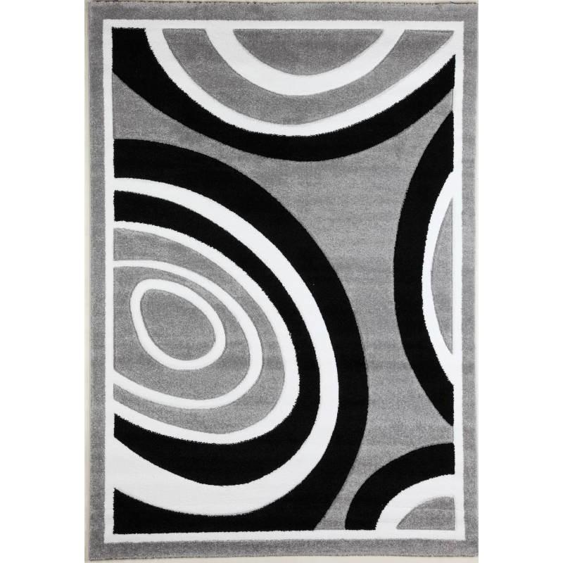 tapis de salon moderne et fris 120x170 cm modern frise. Black Bedroom Furniture Sets. Home Design Ideas