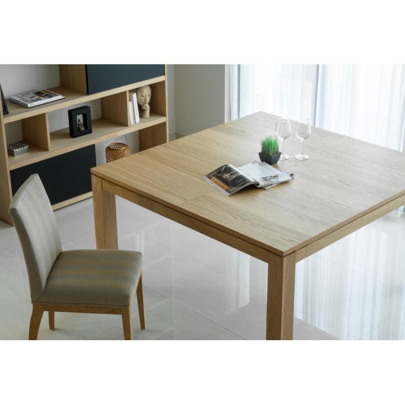 Tavolo espandibile AIMEE tinta legno rovere (naturale) (140 ...