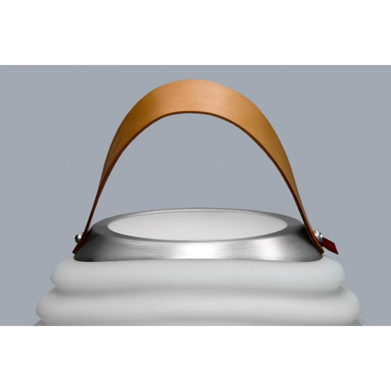 Lámpara LED Cubo champán embarazada altavoz bluetooth KOODUU sinergia 50 S (blanco) - image 36635