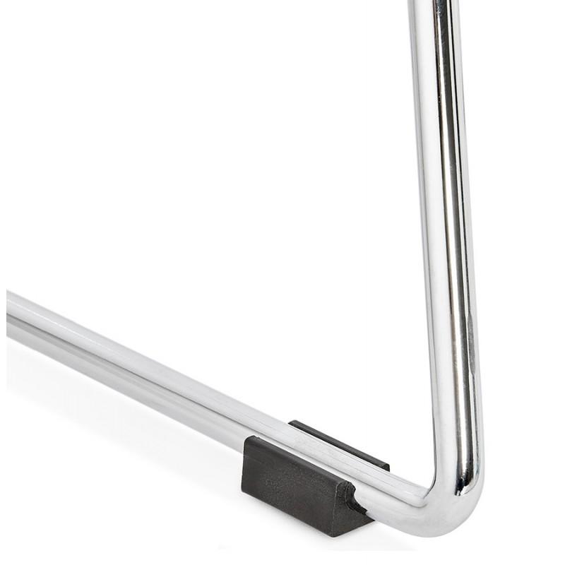 Design Stuhl Fuß konisch ADELE Polypropylen (rosa Pulver) - image 36893