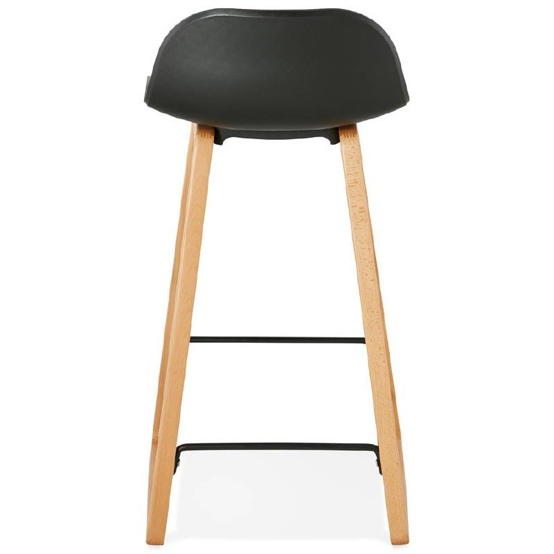 tabouret snack scandinave awesome lot de chaises design metal et bois dogewood with tabouret. Black Bedroom Furniture Sets. Home Design Ideas
