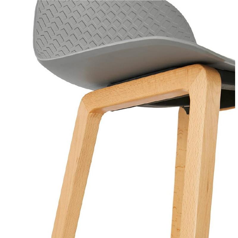 Scandinavian media altura SCARLETT MINI bar silla taburete de bar ...