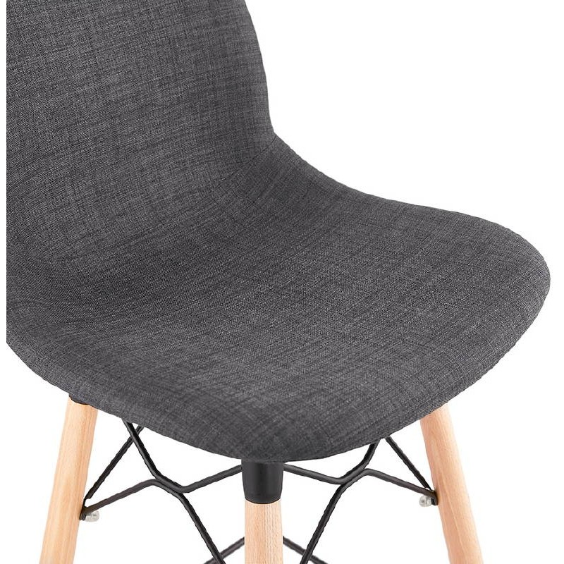 tabouret de bar chaise de bar mi hauteur scandinave paolo. Black Bedroom Furniture Sets. Home Design Ideas