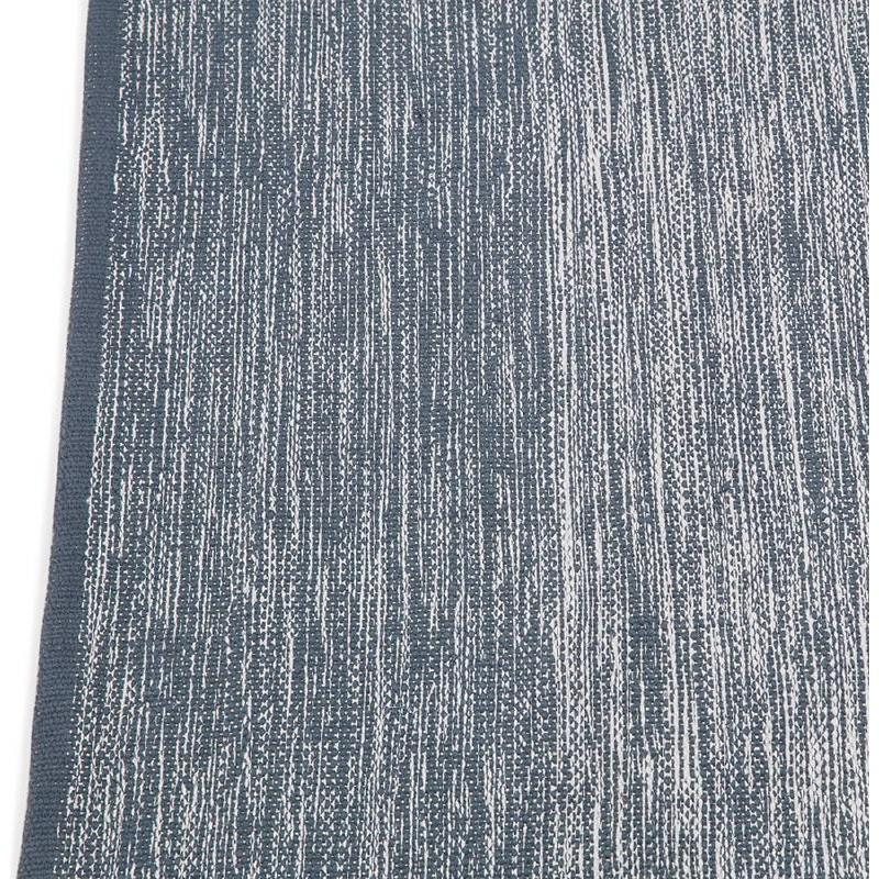 Tappeto design rettangolare (230 X 160 cm) cotone Basil (blu) - image 38513