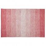Tappeto design rettangolare (230 X 160 cm) basilico (rosso)