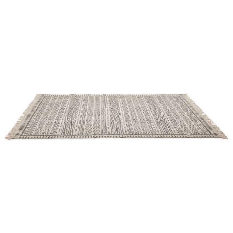 Rechteckige Design Teppich Berber-Stil (230 X 160 cm) CELIA aus ...