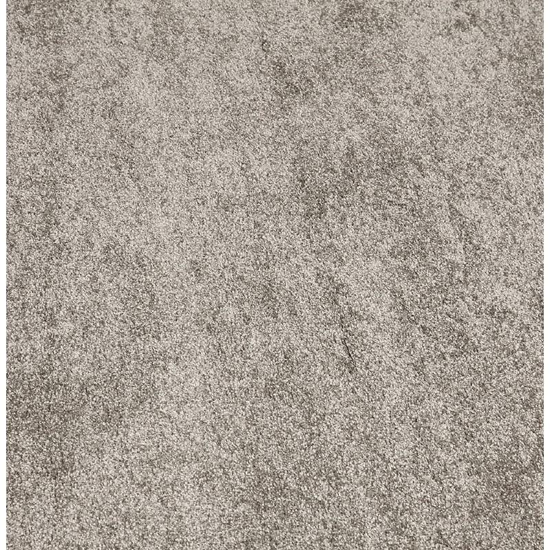 Tapis design rectangulaire (230 cm X 160 cm) MADY en polypropylène (gris) - image 38634