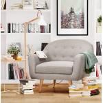 Tavolino, alla fine del design divano ZACK (naturale)