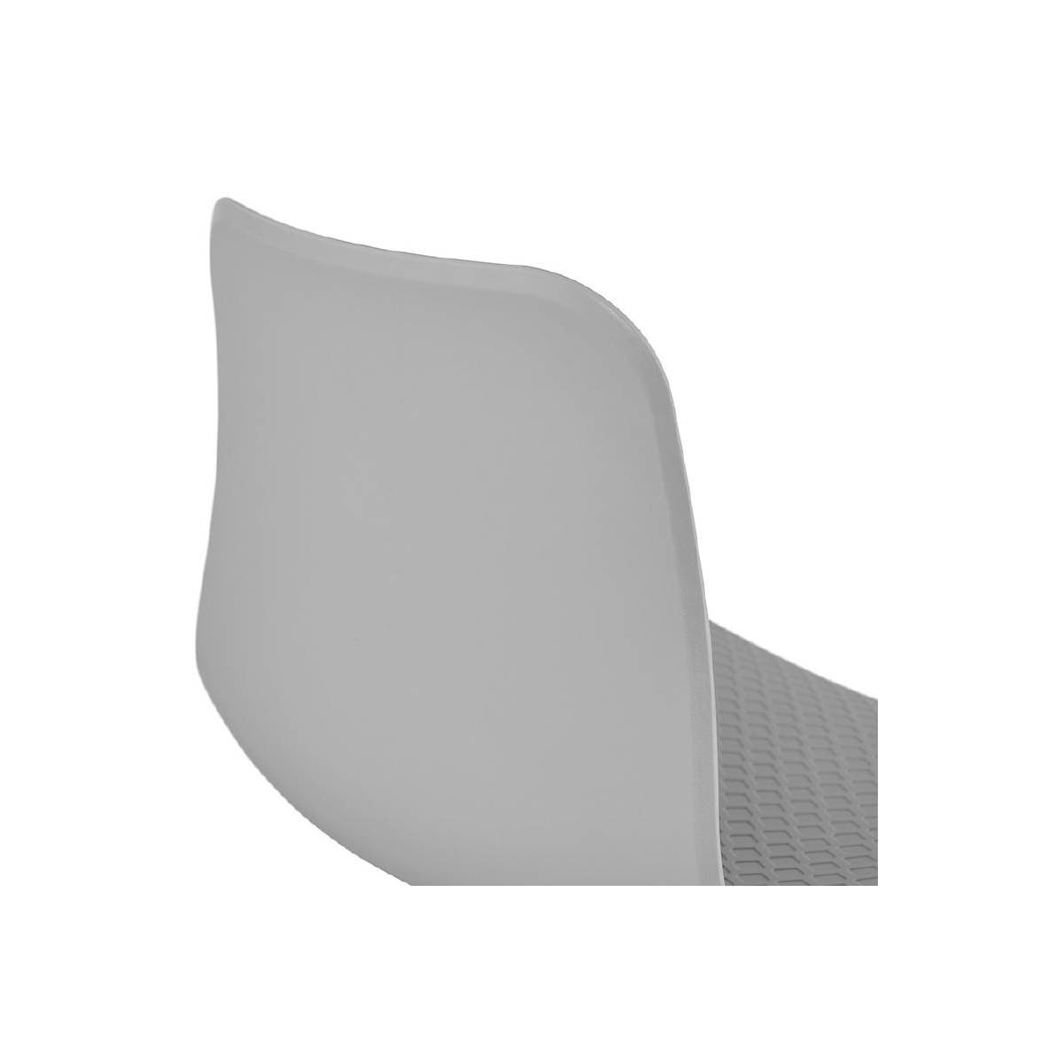 Chaise de p/êche Pliable de qualit/é sup/érieure avec 4 Pieds Compact Particuli/èrement Stable Pliable