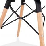 Skandinavisches Design Stuhl CANDICE (weiß)