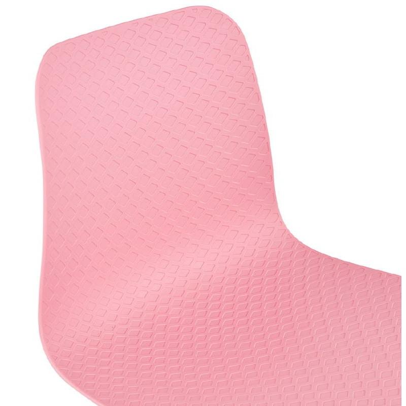 Silla de diseño escandinavo CANDICE (rosa) - image 39489