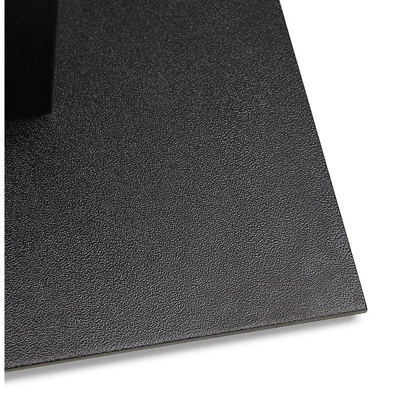 Table à manger design ou table de réunion KENZA (150x70x75 cm) (finition noyer) - image 39813
