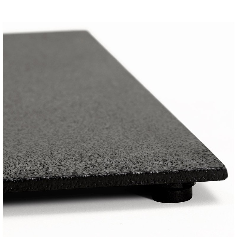Table à manger design ou table de réunion KENZA (150x70x75 cm) (finition chêne naturel) - image 39836