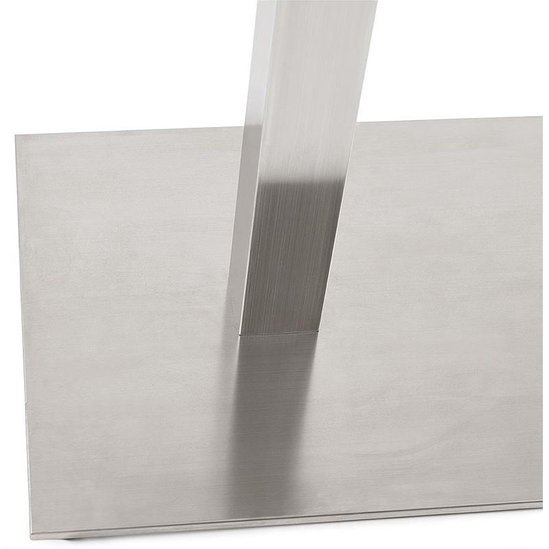Table à manger design ou table de réunion CLAIRE (180x90x75 cm) (finition chêne naturel) - image 39957