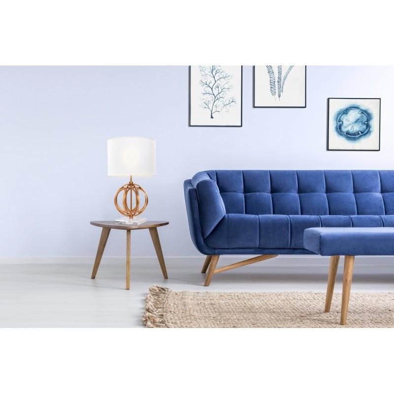 Lampe de table design et rétro GLORIA (or) - image 41138