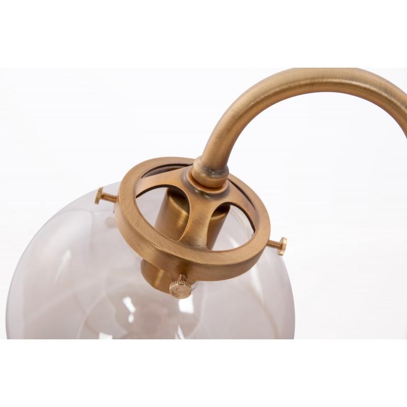 Lampe de table industrielle en métal BERTILLE (cuivre) - image 41262