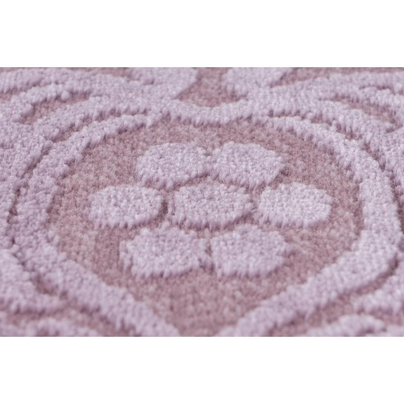 Tapis oriental SAN MARINO rectangulaire tissé à la machine (Parme) - image 41306