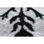 Oriental rug rectangular FES woven machine (black)