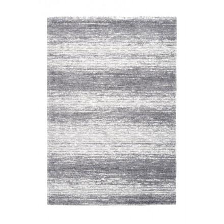 Vintage Palermo rectangular carpet woven to the machine (grey)