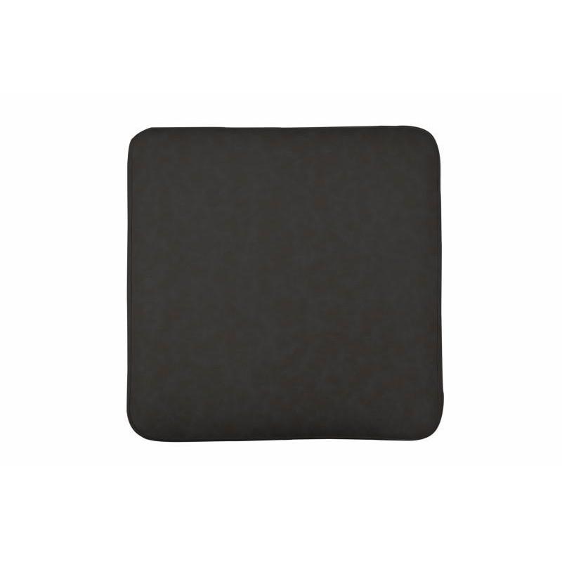 Pouf design CELYA (Noir gris argent) - image 41965