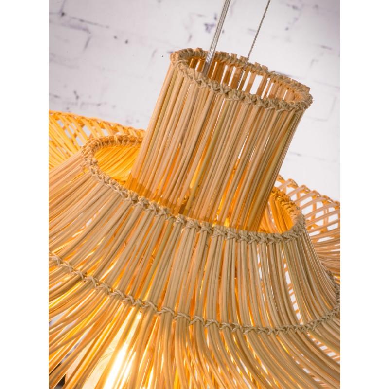 KaLAHARI XL 2 paralume (naturale) lampada in rattan - image 45217