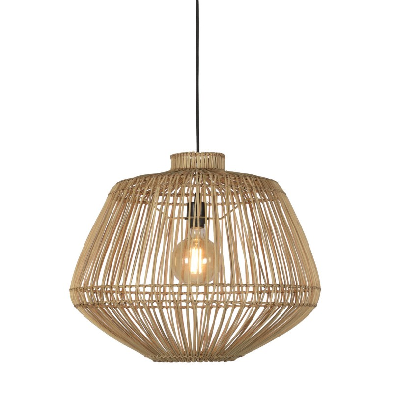 Lampe à suspension en rotin MADAGASCAR (naturel)
