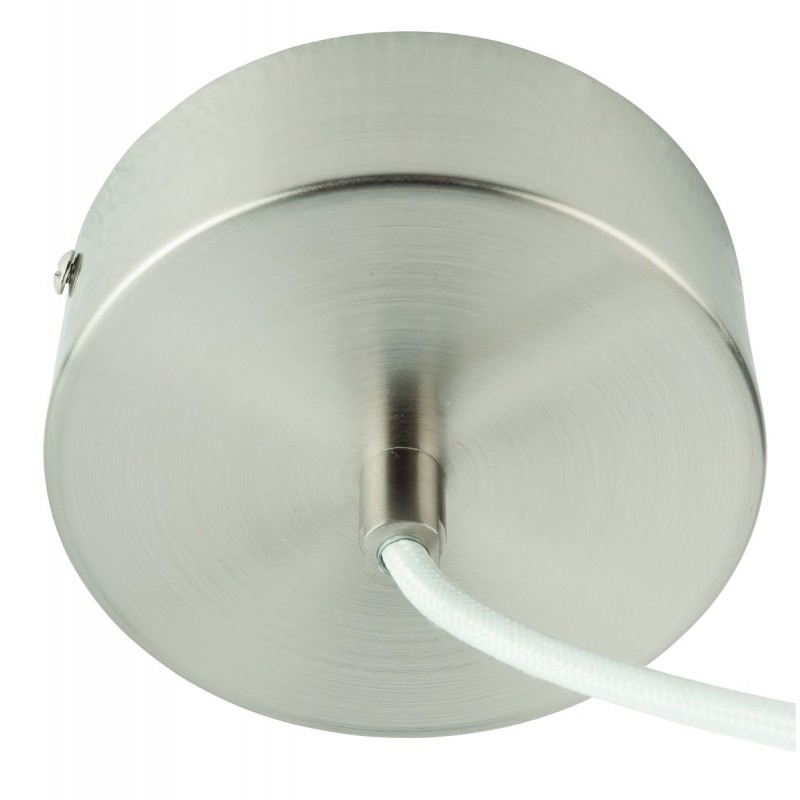 Lampada a sospensione MEKONG oval bamboo (40 cm) (bianca, naturale) - image 45390
