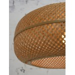 PALAWAN bamboo suspension lamp (natural)