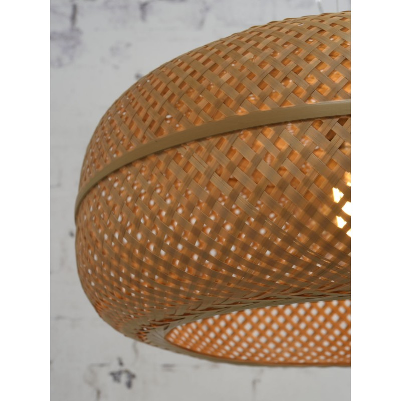 PALAWAN bamboo suspension lamp (natural) - image 45422