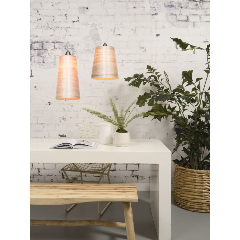 Sahara XL abaca suspension lamp (natural) - image 45519