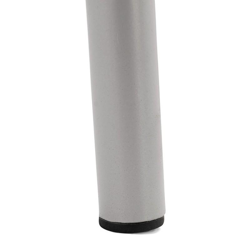 Bar pad a media altezza vintage piedi grigio chiaro OCEANE MINI (grigio chiaro) - image 46673