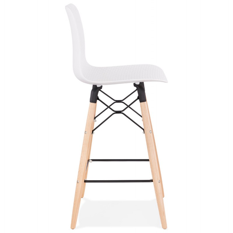 Scandinavian mid-height bar set FAIRY MINI (White) - image 46811