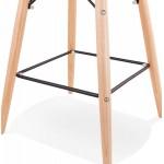 Scandinavian mid-height bar set FAIRY MINI (White)