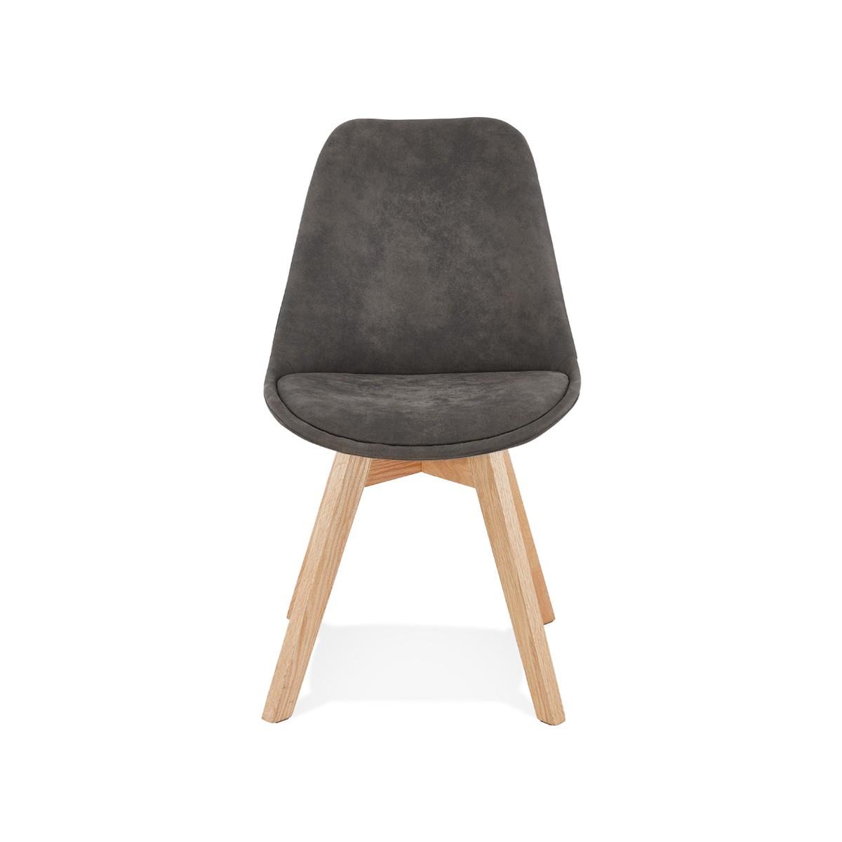 chaise de bureau N//A Lot de 4 chaises r/étro en polyur/éthane avec coussin en bois naturel 72*47*48 chaise de salle /à manger blanc chaise de loisirs chaise de n/égociation chaise de salle /à manger