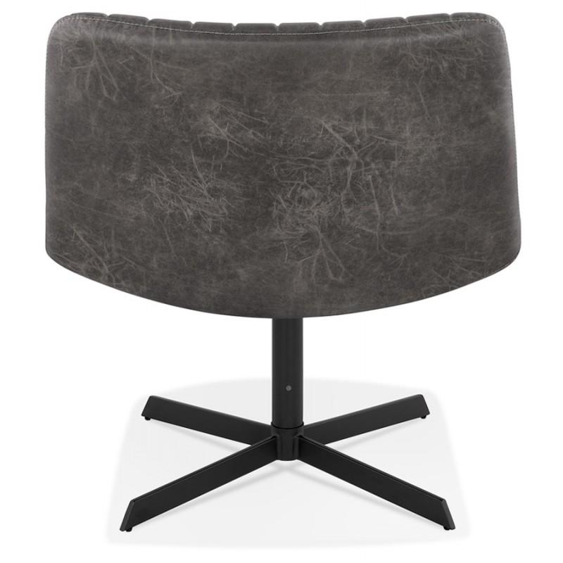 PALOMA Dreh vintage Stuhl (dunkelgrau) - image 47268
