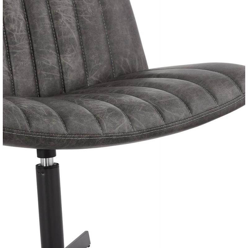 PALOMA Dreh vintage Stuhl (dunkelgrau) - image 47271