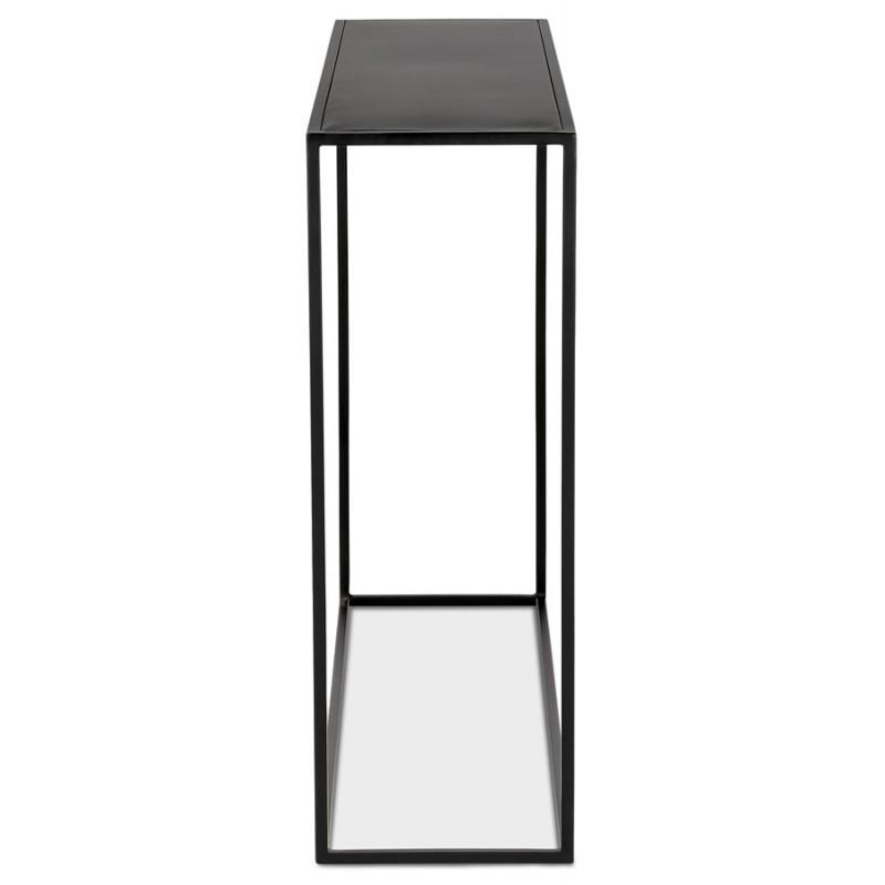 Console industrielle en métal ROSALINE (noir) - image 48344