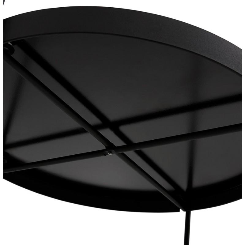 Table basse design, table d'appoint RYANA MEDIUM (noir) - image 48496