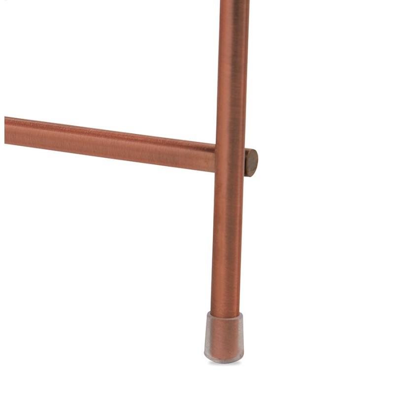 Table basse design, table d'appoint RYANA MEDIUM (cuivre) - image 48506