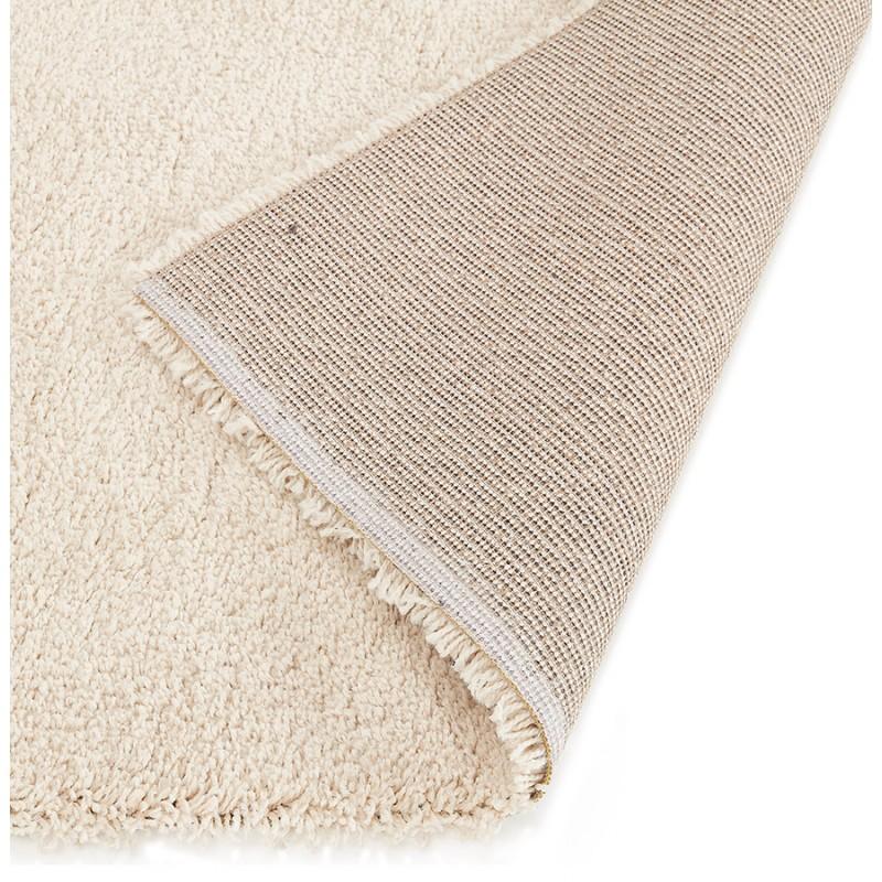 Tapis design rectangulaire - 120x170 cm SABRINA (beige) - image 48558