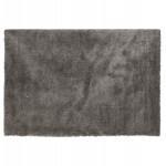 Tappeto di design rettangolare - 120x170 cm SABRINA (grigio scuro)