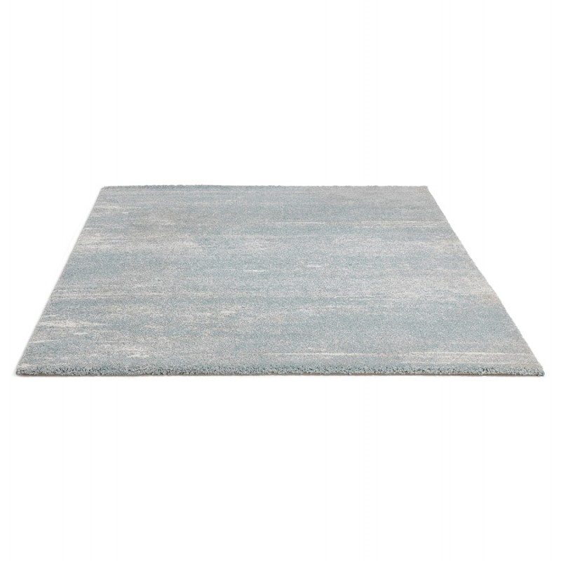 Tapis design rectangulaire - 160x230 cm - SHERINE (bleu ciel) - image 48647