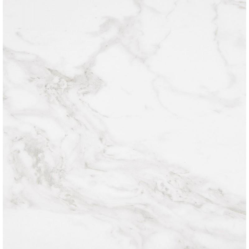 Diseño en cerámica y metal blanco (180x90 cm) FLORINA (blanco) - image 48863