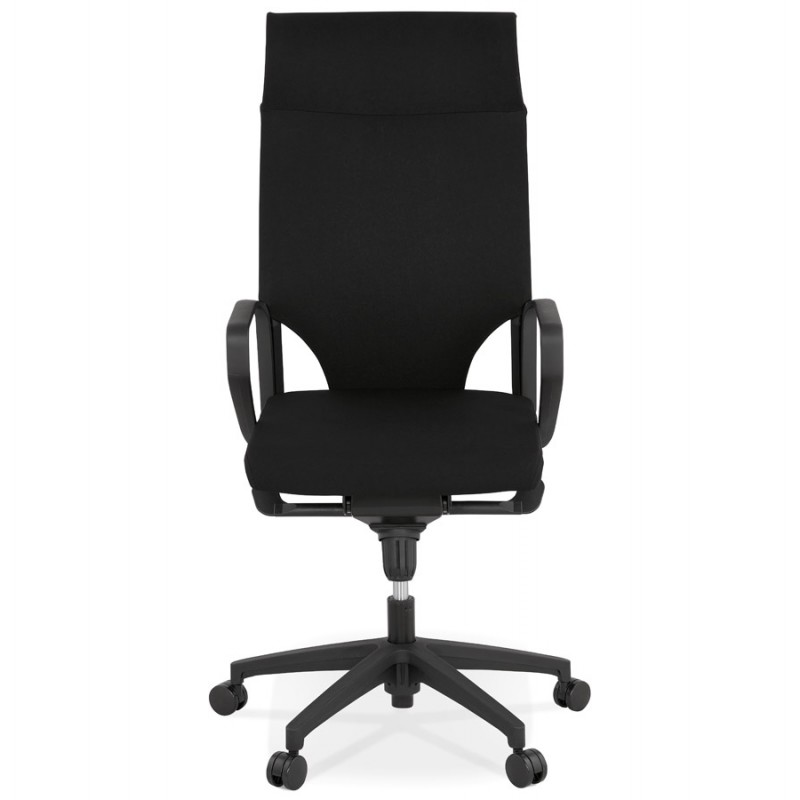 AYUMI fabric desk (black) - image 49445