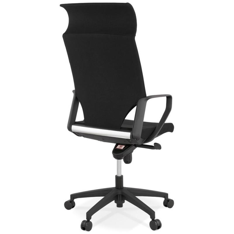 AYUMI fabric desk (black) - image 49447