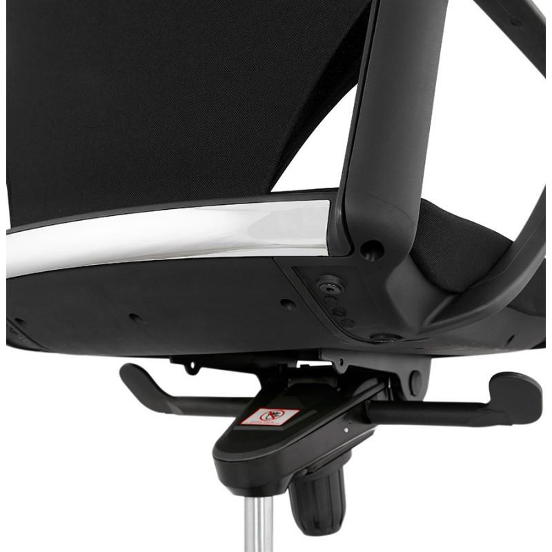 YOKO fabric desk (black) - image 49472