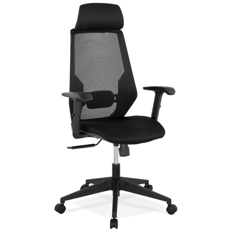 AMAYA (black) ergonomic desk chair