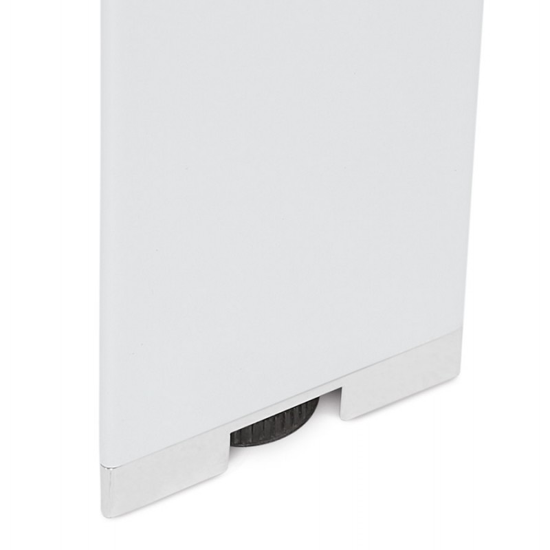 Tavolo da pranzo noRA in legno (200x100 cm) (bianco) - image 49632